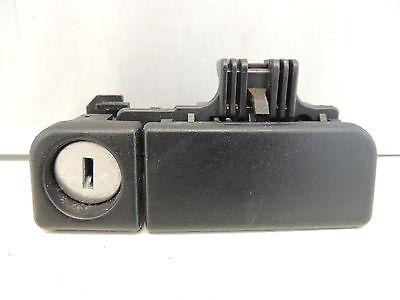 Mitsubishi Endeavor Glove Box Handle Latch BLACK 04 05 Compartment