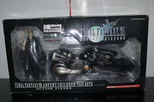 Final Fantasy Vii Advent Children Play Arts Figure Cloud Strife