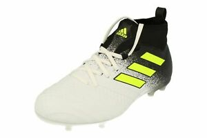 adidas-Ace-17-1-Firm-Ground-Junior-Sizes-2-3-White-RRP-120-Brand-New-Pro-Boot