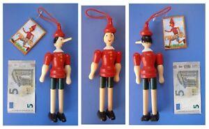 Pinocchio-burattino-in-legno-marionetta-senza-fili-pupazzo-snodabile-artigianato