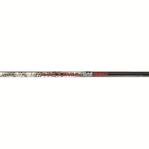 12 Shafts 250 MPN 50975 Carbon Express Arrows Maxima Red Badlands