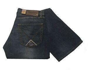 Roy-Rogers-901-AMOS-Jeans-Uomo-Col-Denim-tg-32-33-OCCASIONE