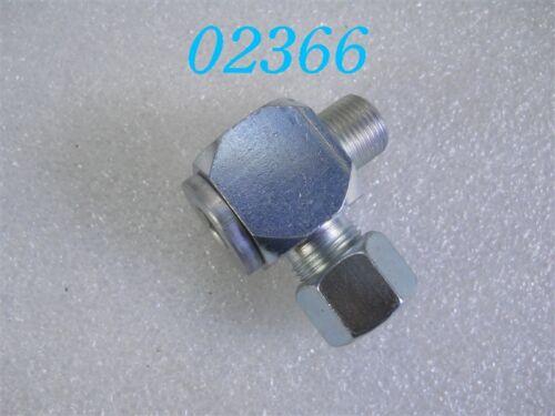 Ermeto baja presión-schwenkverschraubung dsvw 12-psm m 18 x 1,5