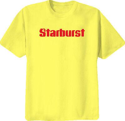 Rush Starburts Logo T-Shirt
