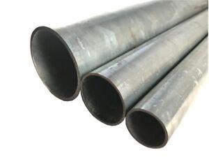 Stahlrohr verzinkt Konstruktionsrohr Rundrohr verzinkt Ø 6,00mm bis Ø 76,1mm