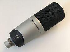Sennheiser MK4 - Großmembran Studiomikrofon Microphone incl. Tasche und Klammer