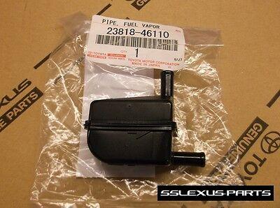 Lexus LS400 LS430 2000-2005 OEM FUEL VAPOR FEED VACUUM PIPE 23818-46110