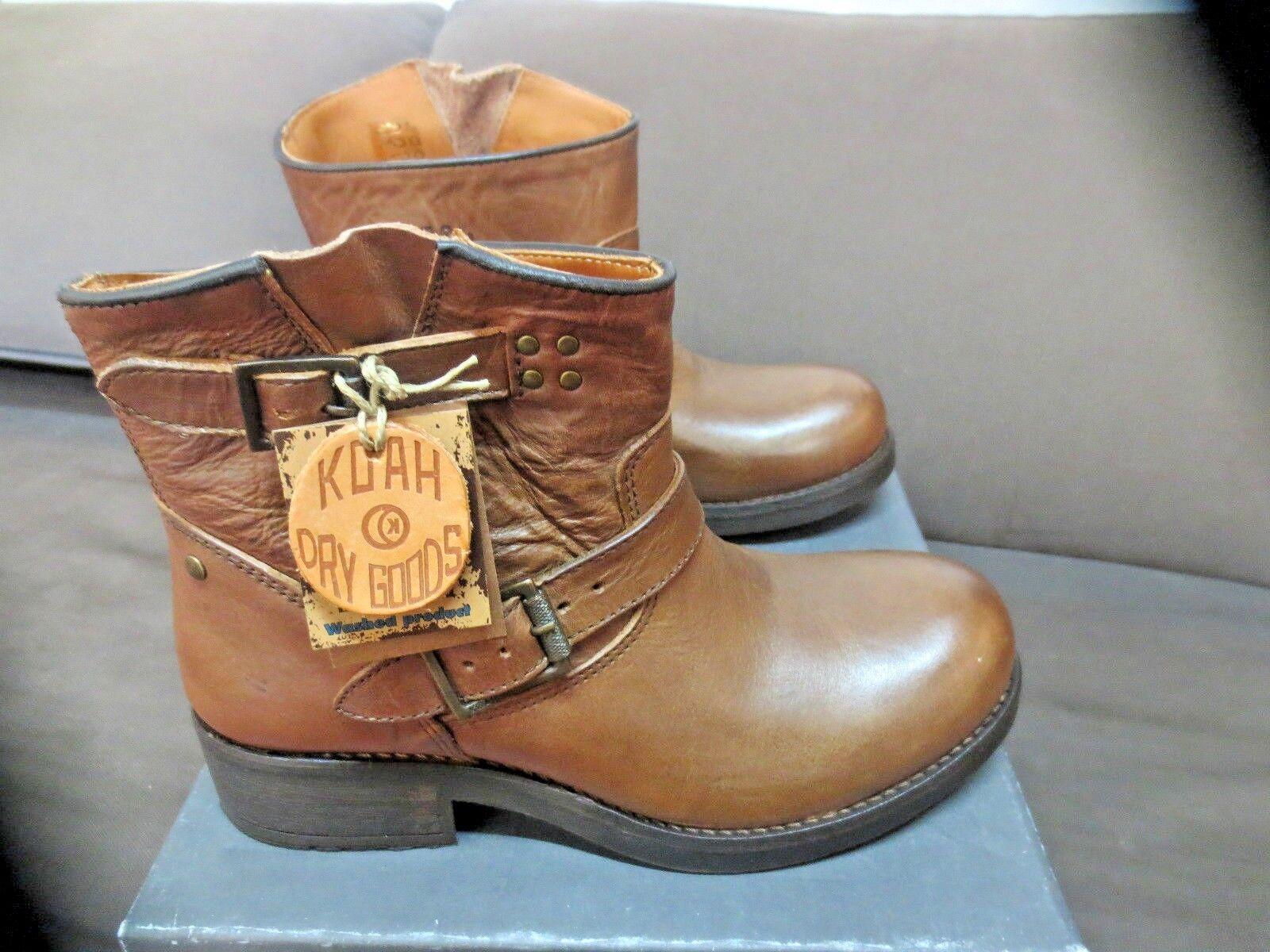 Koah botas cuir beige NEUVE Valeur 179E Pointures ,40.
