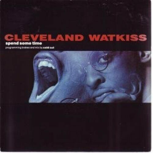 """Cleveland Watkiss Spend some time (1989, UK)  [Maxi 12""""]"""