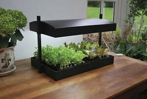 garland indoor micro grow light garden g187 plant propagator herb hydroponics 5035960154291 ebay. Black Bedroom Furniture Sets. Home Design Ideas
