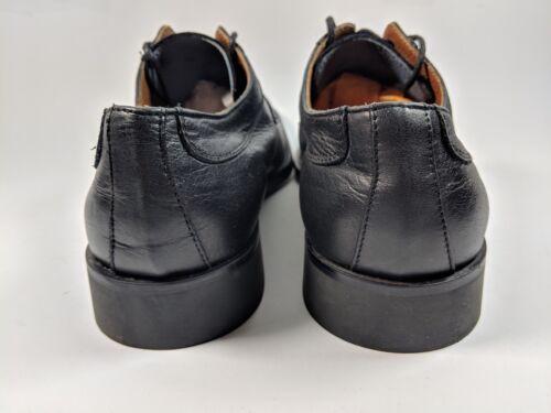 cuir Eu Luca formelles italienne 5 en de Chaussures Contini 40 noir 6 fabrication Uni Royaume OBwqBI