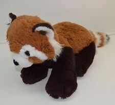 Build A Bear Raccoon Red Fox Ring Tail Striped  Plush Stuffed Animal
