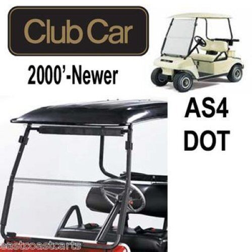 Club Car DS 2000'-up Golf Cart Windshield Street Legal As4 Dot Clear Street Legal Golf Cart Windshield on street-legal atv, street-legal yamaha rhino, street-legal lsv off-road, street-legal carts florida, street legal gas carts, electric utility carts, street-legal kart plans, street-legal utility carts, electric powered street-legal carts, california street-legal electric carts, street-legal vehicles, street-legal electric carts prices, lsv carts, ezgo carts, electric passenger carts,