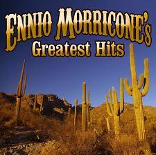 CD Ennio Morricone Greatest Hits 2CDs mit Spiel mir das Lied vom Tod