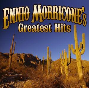 CD-Ennio-morricone-vergogna-039-s-Greatest-Hits-2cds-con-gioco-me-la-canzone-della-morte
