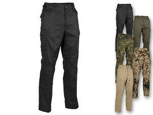 US Junglehose mit abnehmbaren Beinen Outdoorhose Dschungelhose Combihose XS-XXL