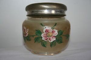 pot-boite-en-verre-emaille-old-frensch-glass-art-nouveau-fleur-style-legras