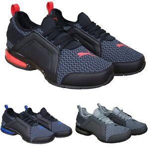 size 40 4ccfd f90c4 Details zu Puma Schuhe Herren Sportschuhe Laufschuhe Leader VT Fresh Sport  sneaker schwarz