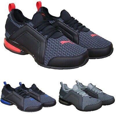 coger un resfriado Esencialmente haz  Puma Schuhe Herren Sportschuhe Laufschuhe Leader VT Fresh Sport sneaker  schwarz | eBay