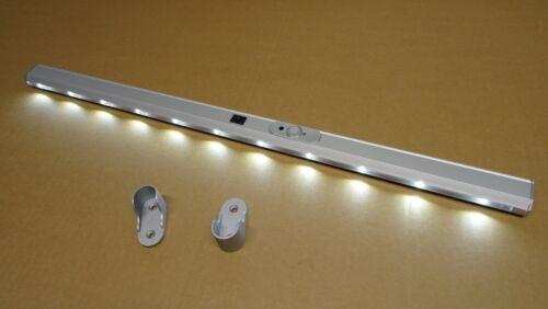 Sensor De Movimiento varias longitudes Sensio Recargable LED Luz De Riel Armario Alto