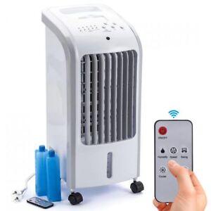 Condizionatore Portatile Ventilatore Ionizzatore Purificatore Aria pura umidific