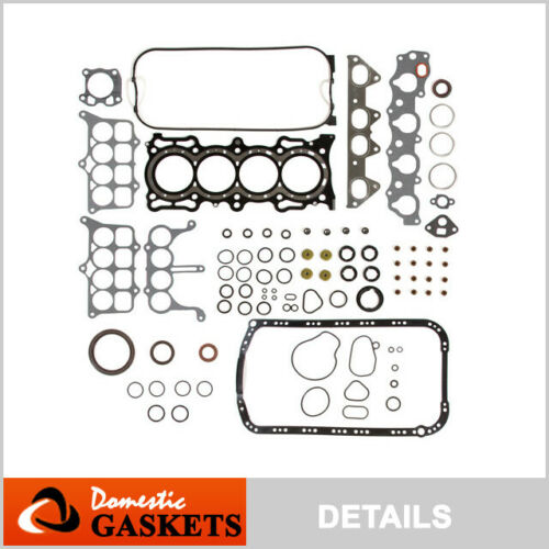Fits 94-97 Honda Accord Odyssey Isuzu Oasis SOHC MLS Full Gasket Set F22B2 F22B6