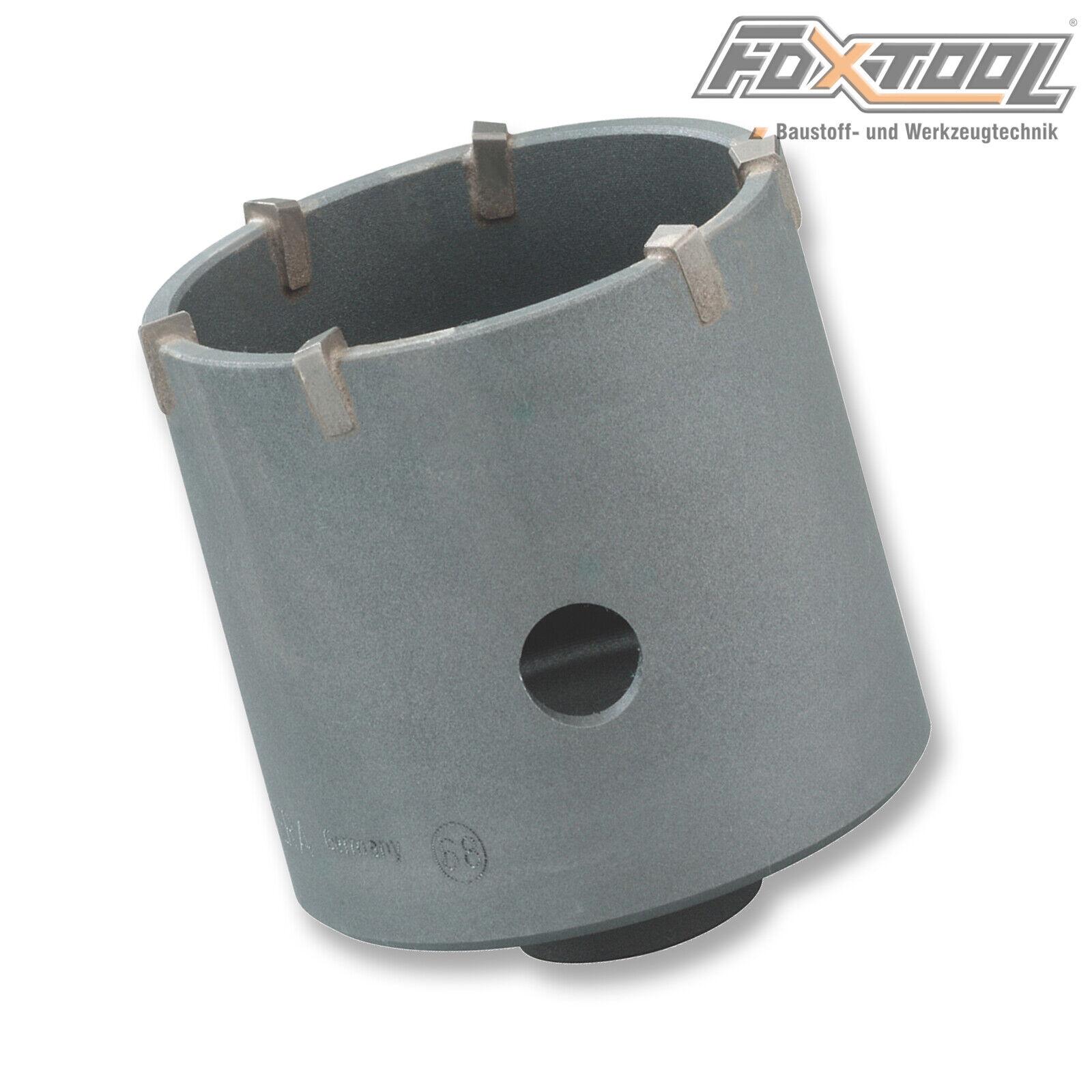 Metabo Hammerbohrkrone Ø35mm Al.55mm M16-Innengewinde Hartmetall Bohrkrone Beton