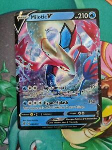 Milotic-V-043-192-Rebel-Clash-Ultra-Rare-Pokemon-Card-NM