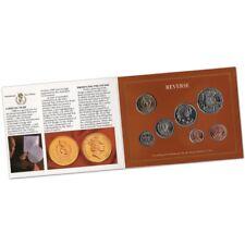 Australia 1986 Proof Coin Set International Year Of Peace