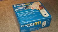 Guardian Alert 911 Medical Alert Full System With Voice Pendant Logicmark 30911