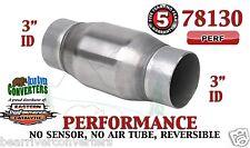 "Eastern Universal Catalytic Converter Performance 3"" Pipe 4.75"" Body 78130"