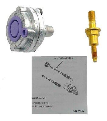 Disc Brake Low Frequency Noise Damper Rear Carlson H5706