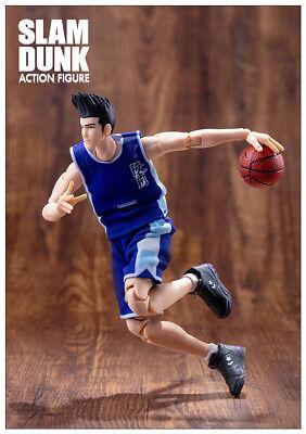 Dasheng Slam Dunk 1//10 Model NO14 Mitsui Hisashi Basketball stand collection toy