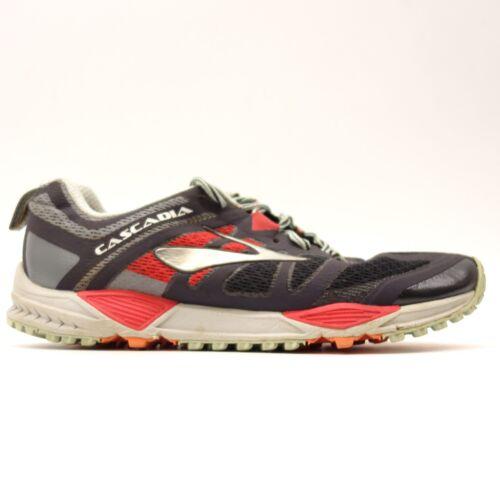 Donna Cascadia Imbottito Running Athletic Taglia Da Trail Scarpe 11 Brooks Rete dExXXq7w