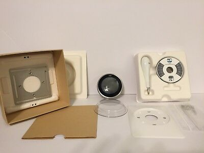 Nest Learning Thermostat 3rd Gen-USA - Stainless Steel T3007ES
