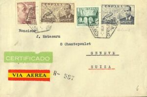 Spain. Condition Spanish Mail Certificate Condition Spanish Mail Certificate. C