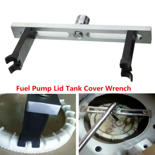 Fuel Pump Lid Tank Cover Remove Spanner Adjustable Wrench Tool For Benz BMW