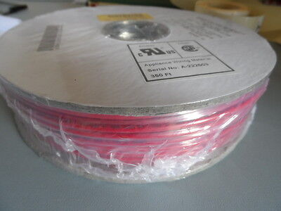 Tri-rated Red PVC Cable, 600V 1.5mm² - Switchgear Cable - 100m Reel - 7174151
