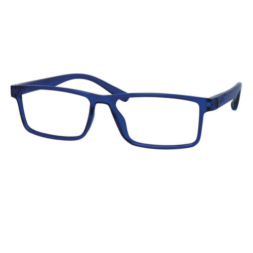 OCCHIALE DA LETTURA CENTROSTYLE CLASSIC CRYSTAL BLUE RETTANGOLARE