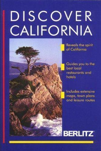 Discover California by Berlitz Editors