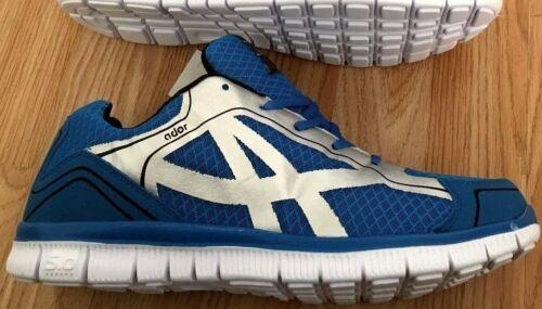 New Men Women Blue Orthopaedic Diabetic Shock Light Cross Trainer Run Shoe Size