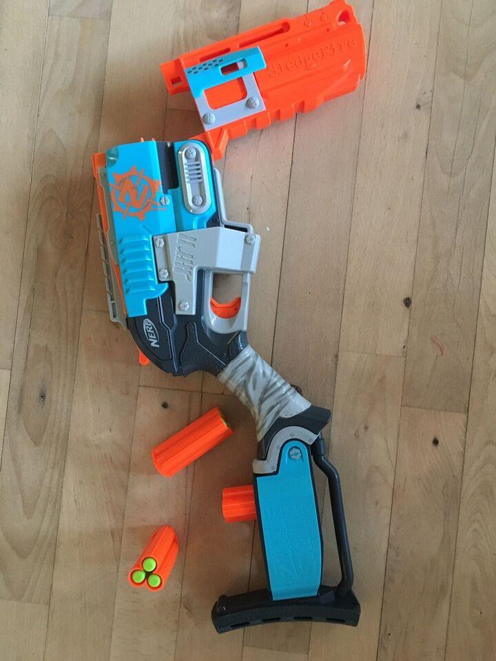 Våben, SledgeFire