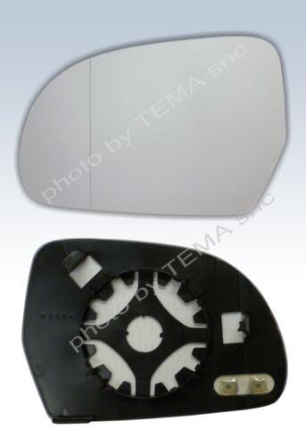 Specchio retrovisore AUDI A3 A6 2012 S4 A5 S5 Coupè A8 RS6 -SX asferico TERMICO