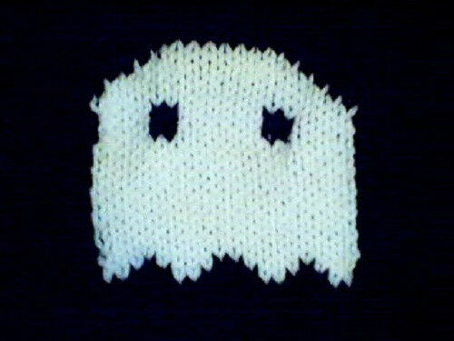 Halloween Ghost Sweater Handmade for American Girl Doll Made in USA