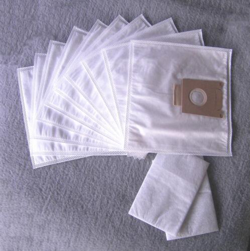 10 Sacchetto per aspirapolvere per Bosch Sphera 21 1300 W Sacchetto per la Polvere Sacchetti Di Filtro