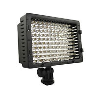 Pro Led Video Light For Panasonic Hpx170 Hvx200a 3da1 Hd Hdv Avchd Camcorder