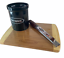 Microplane Ribbon Stick Râpe Set Avec Couper Bord et Ustensile Holder