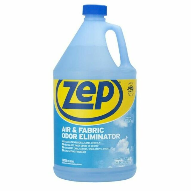 Zep Air and Fabric Odor Eliminator Blue Sky Refill Air Freshener 🐽 128 oz