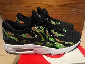 Details about Nike Air Max Zero JP ID Green Black Tiger Camo Atmos 400 Pairs LTD Japan size 12