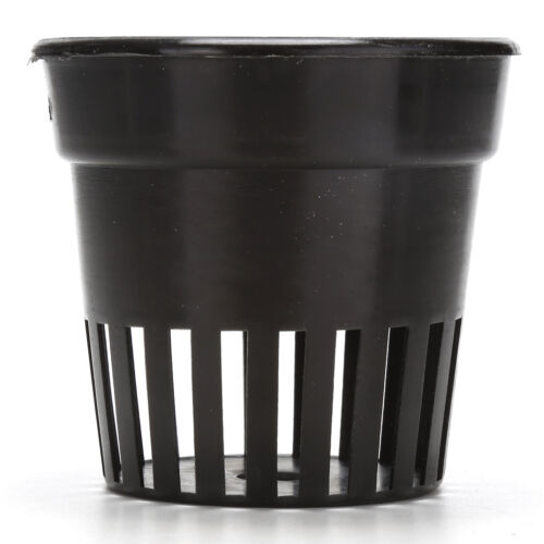 10X Heavy Duty maille pot filet tasse panier hydroponique aéroponique plante ZH